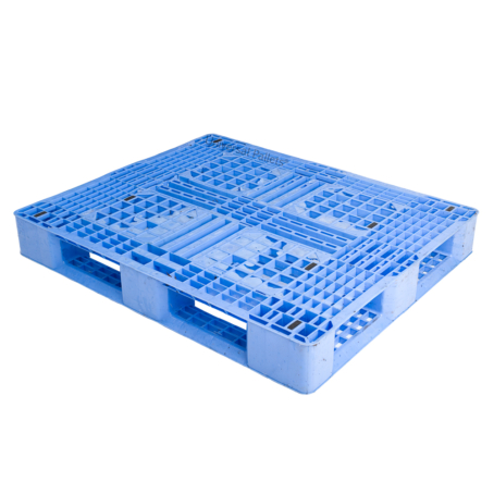 1200 X 1000mm 4 Way Heavy Duty Plastic Pallet