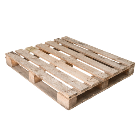 4 Way Entry Standard Size Grade Two Pallet for sale