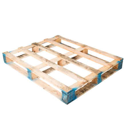 4 Way Standard Size Grade Three Pallet for sale