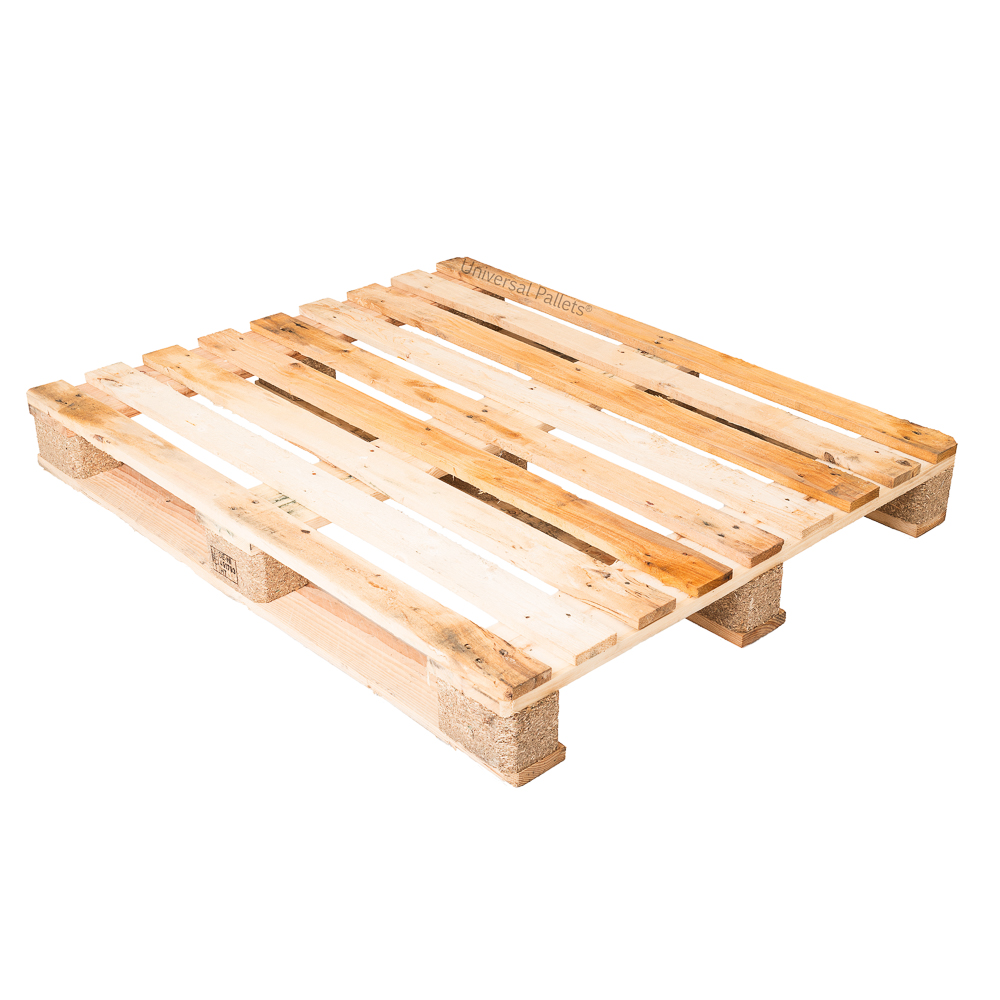 4 Way Standard Size Three Legger Medium Duty Pallet