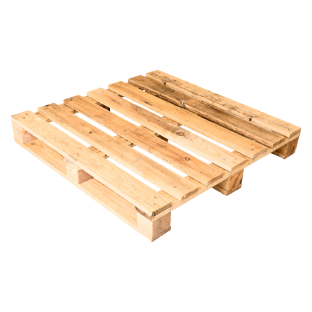 40inch 1016mm Square Four Way Entry Pallet for sale