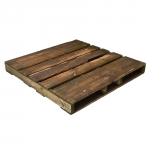 45inch 1145mm Square Two Way Entry Pallet for sale