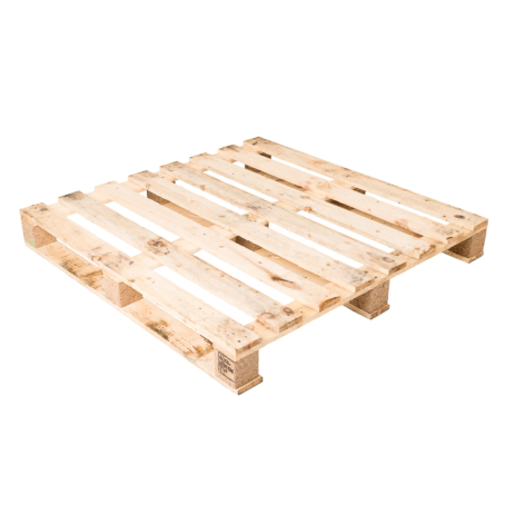 48inch 1200mm Square Four Way Entry Pallet for sale