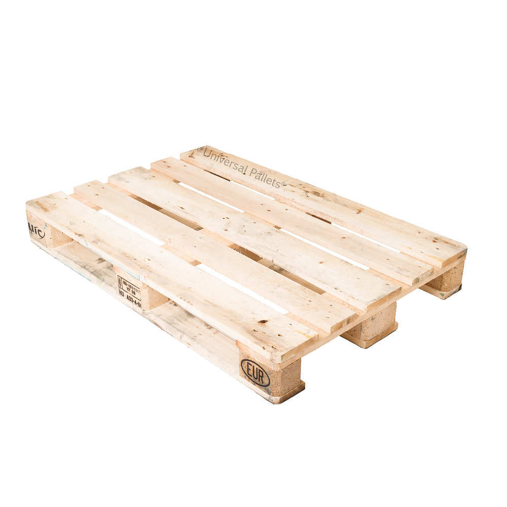Grade One Stamped Euro Pallet for sale