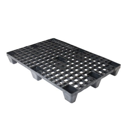 Nestable Euro Sized Lightweight Plastic Pallet for sale