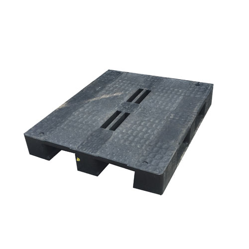 1200mm x 1000mm Black Plastic Pallet