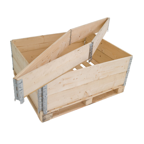 Euro Size Pallet Collars (Heat Treated)