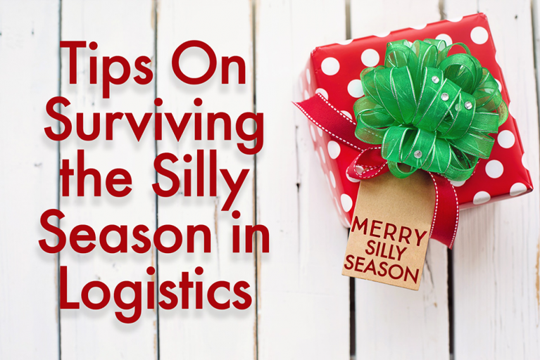 Tips on surviving the festive season in logists