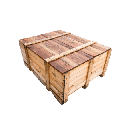 Wooden Crate for sale